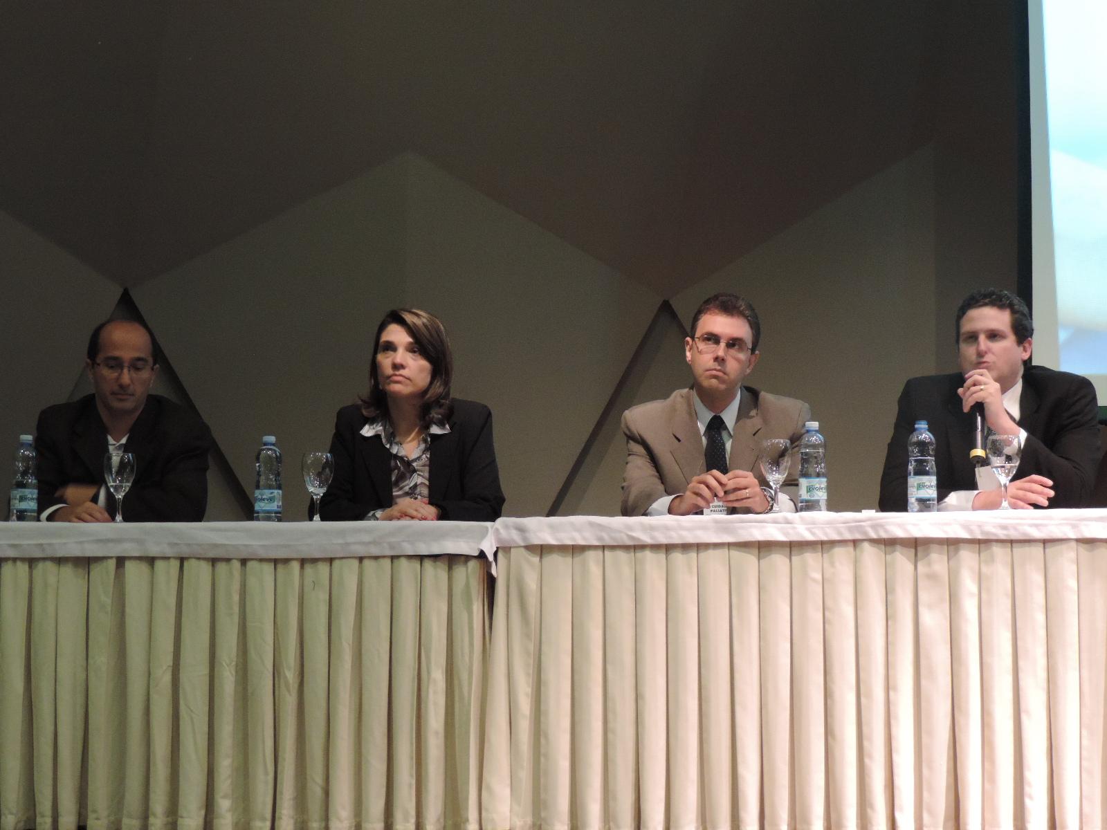 SOBRAMFA no I Congresso de Cudados Paliativos Hospital São Francisco de Assis 3